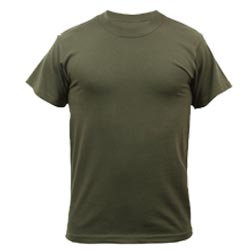 Solid Military T-shirts