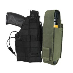Pouches + Holsters