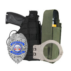 Tactical & Public Safety Equipment