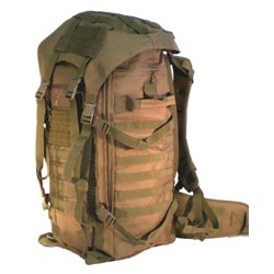 Military Style MOLLE Backpacks, ALICE Pack, Tactical Packs