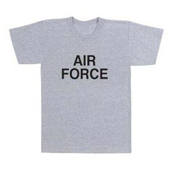 Airforce T-shirts