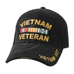 Veteran Baseball Caps