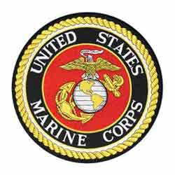 USMC Patches