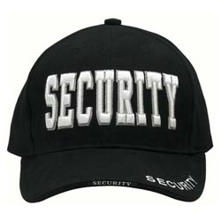 Security Logo Apparel