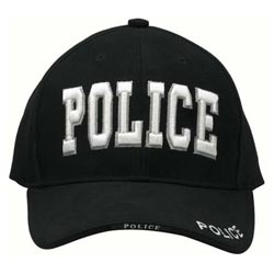 Law Enforcement Baseball Caps