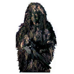 Ghillie Camo Items