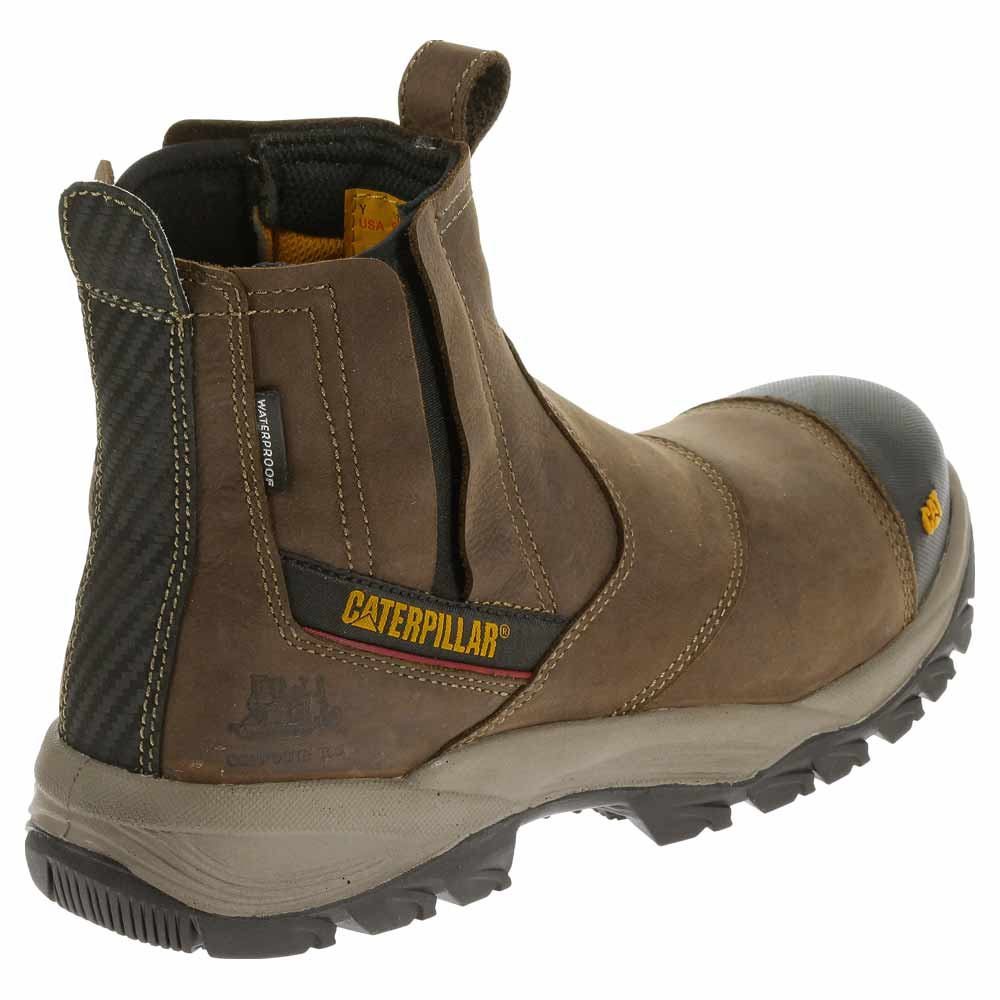 Cat Jointer 6 Inch Clay Composite Toe Work Boot