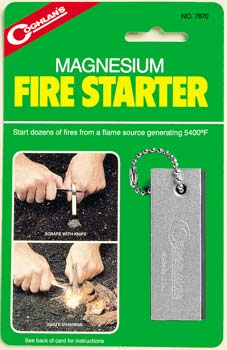 Coghlan Fire Starter