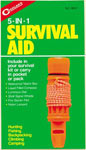 5 in 1 survival tool