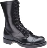 Corcoran Mens 10 Inch Black Leather Military Combat Boots - 1500