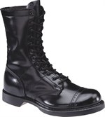 Corcoran Men's 10 Inch Black Leather Jump Boots - 975