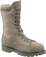 Matterhorn Mens Sage Green Waterproof Leather Insulated Field Boots - CV8787