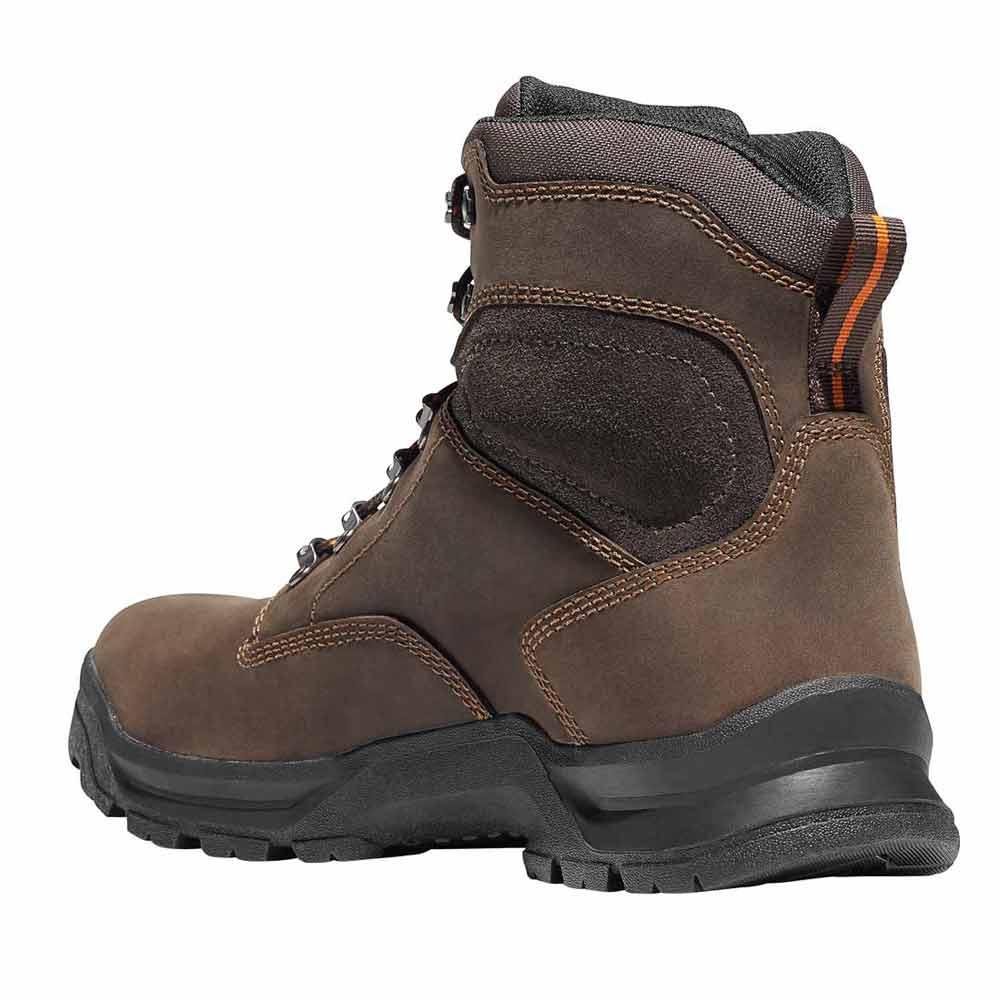 Danner Crafter 6 In Brown Waterproof Work Boot 12433