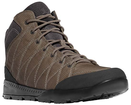 Danner Melee 6 Inch Brown Desert Boot Danner Military