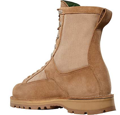 Danner Desert Acadia 8 Inch Tan Steel Toe Desert Boot
