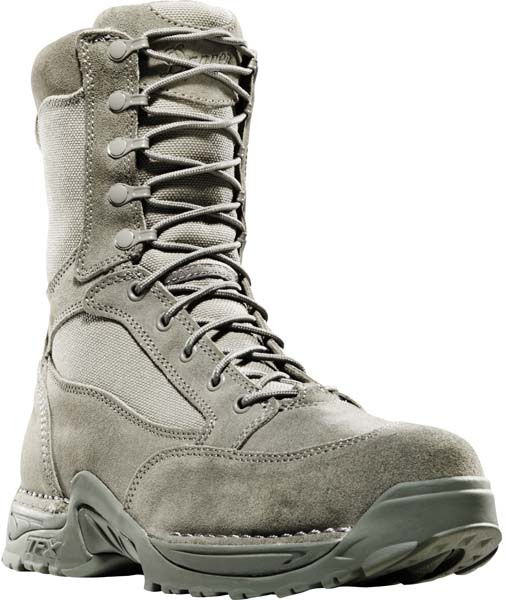 Danner Usaf Tfx 8 Inch Sage Green Waterproof Military Boot