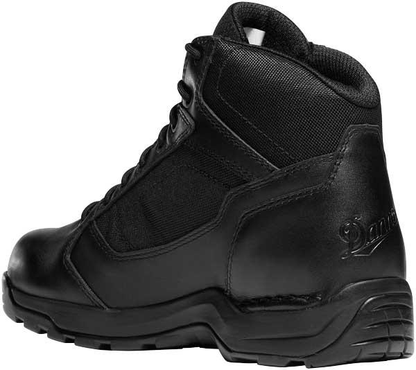 Danner Striker Torrent 4.5 Inch Waterproof Black Uniform Boots - 43027