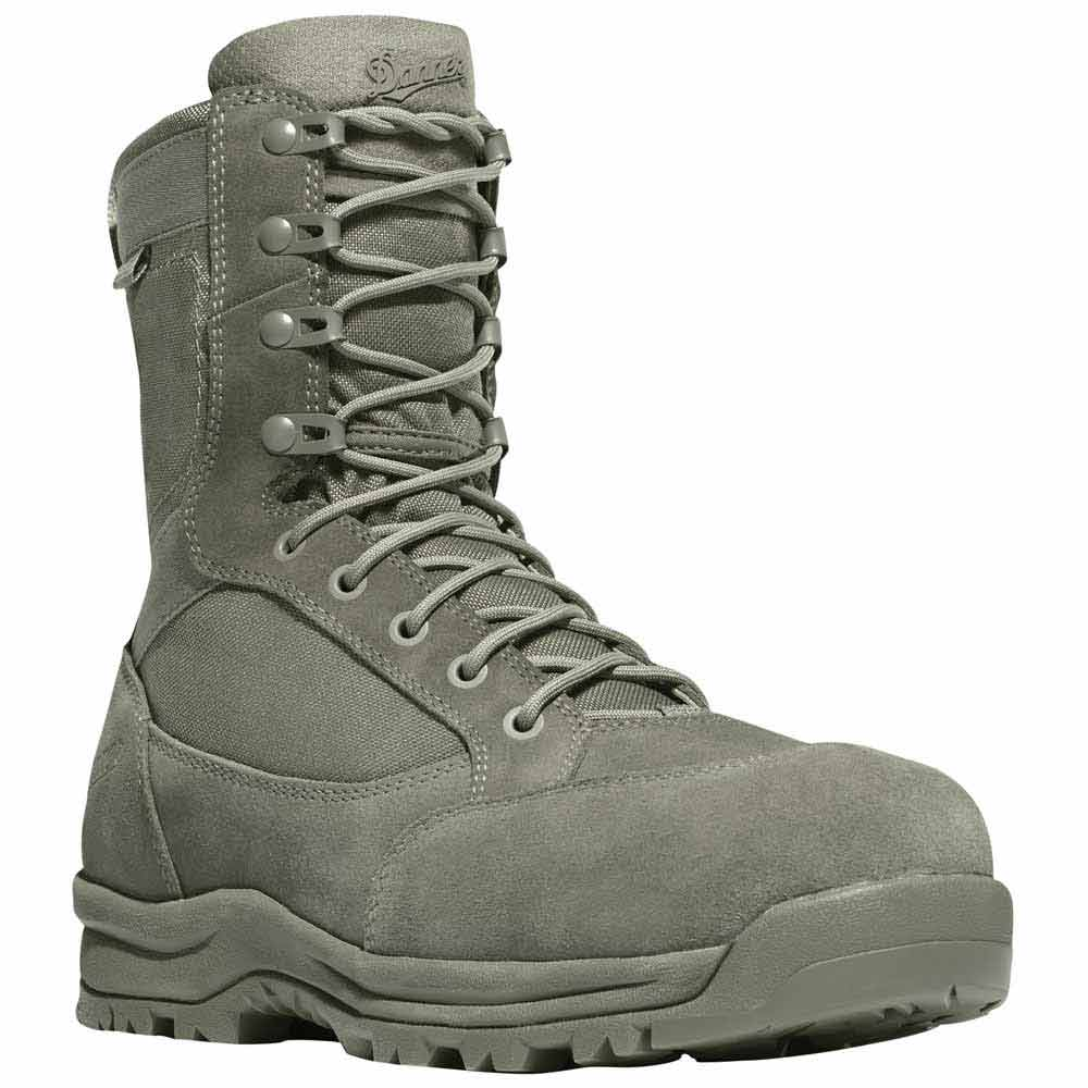 Danner Tanicus 8 In Sage Green Steel Toe Wp Military Boot