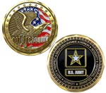 Got Freedom? Army Challenge Coin