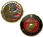 Got Freedom? Marine Challenge Coin