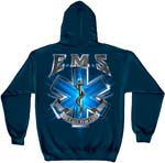 On Call For Life EMS Hoodie