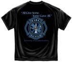 In Memory of Our Fallen Brothers Firefighter T-shirt