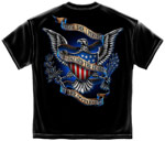 Honor the 1 Percent US Army T-Shirt