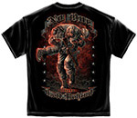 No One Gets Left Behind Soldier T-Shirt - Black