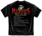 United States Marines Rule Because T-shirt