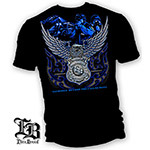 Elite Breed 'Sacrifice Beyond the Call of Duty' LE T-Shirt - Black