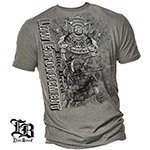 Elite Breed 'For the Good of Others' LE T-Shirt - Charcoal