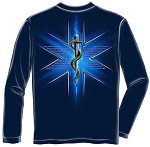 Paramedic Prayer Long Sleeve EMT T-shirt