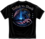 United We Stand Patriotic T-shirt