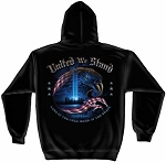 United We Stand Patriotic Hoodie