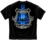 America's Finest 9/11 Police T-shirt