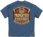 Vintage American Firefighter T-shirt