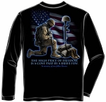 Fallen Heroes High Price of Freedom Long Sleeve T-shirt
