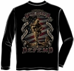 Army This We'll Defend Long Sleeve T-shirt