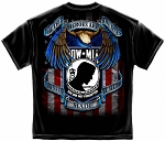 POW MIA True Heroes T-Shirt