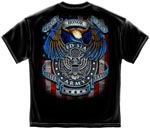 Service Honor Sacrifice Army T-shirt