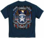 United States Air Force Duty Honor Country Military T-Shirt