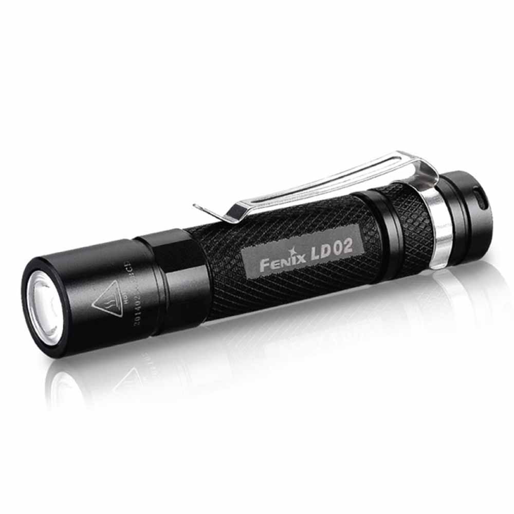 Fenix LD02 100 Lumen LED Tactical Flashlight