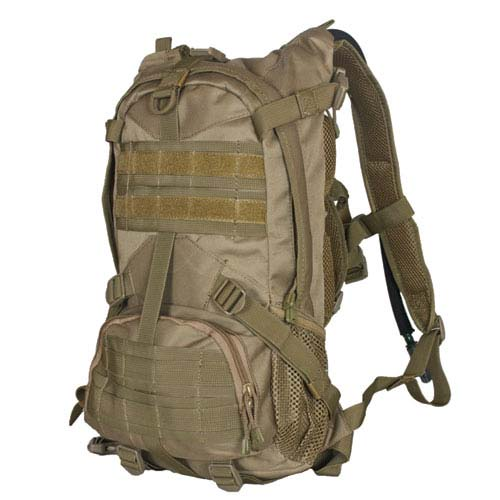 Elite Excursionary Hydration Storage Pack Military