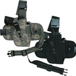 Fox Tactical Military Mission Drop Leg Gun Holster