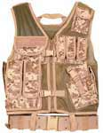 Mach-1 Digital Desert Camo Tactical Vest