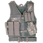 Mach-1 Army Digital Camo Tactical Vest