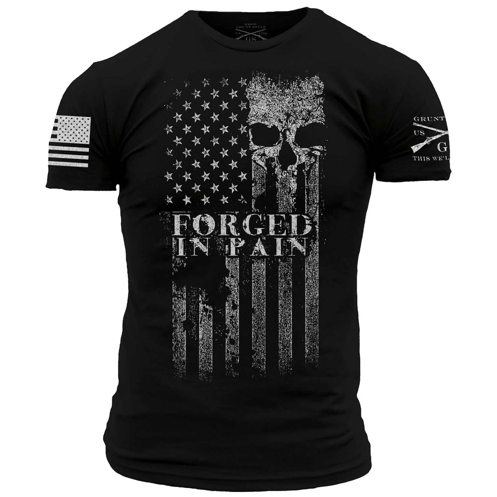 Grunt Style Forged In Pain T Shirt