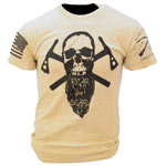 Grunt Style Fear the Beard T-Shirt