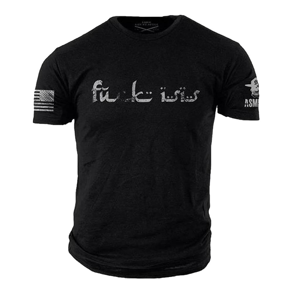 Grunt Style F Ck Isis Short Sleeve T Shirt Gs480