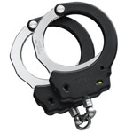 ASP Tactical Chain Handcuffs - Black